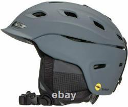 Smith Vantage Mips Snow Helmet Homme Grand, Matte Charcoal