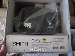 Smith Vantage Unisexe Mips Casque L 59-63cm Matte Noir