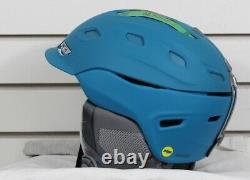 Smith Women's Vantage Mips Snowboard Helmet Adulte Small 51-55cm Mineral New 2018