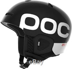 Snowboard Helme Poc Auric Cut Backcountry Spin Helm 2020 Casque Uranium Noir