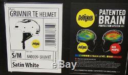 Sweet Protection Casque De Ski Grimnir Te Mips White Snowboard Petit / Moyen 53-56cm