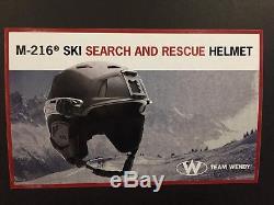 Team Wendy M-216 Casque De Recherche Et Sauvetage De Ski Neuf En Boîte