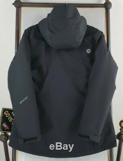 Tn-o Marmot 375 $ Femmes Moyen Gore-tex Thinsulate Veste À Capuche Manteau Nouveau