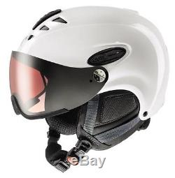 Uvex Hlmt 300 Visière Vp Blanc Visier Skihelm Snowboard Helm Ski Freeski 2015