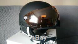 Uvex Hlmt 500 Casque De Ski Visor Gr. 55-59