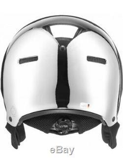 Uvex Hlmt 500 Ecran Chrome Ltd Casque De Ski