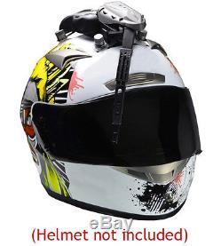 Uvia Casque Visière Shield Wiper Pour Motorcyle Vtt Scooter Ski Snowboard Jet Ski