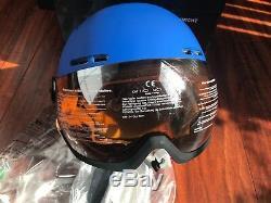 Visière Intégrée Pour Casque De Ski Head Knight. Bleu. Taille Xl-xxl. Tno